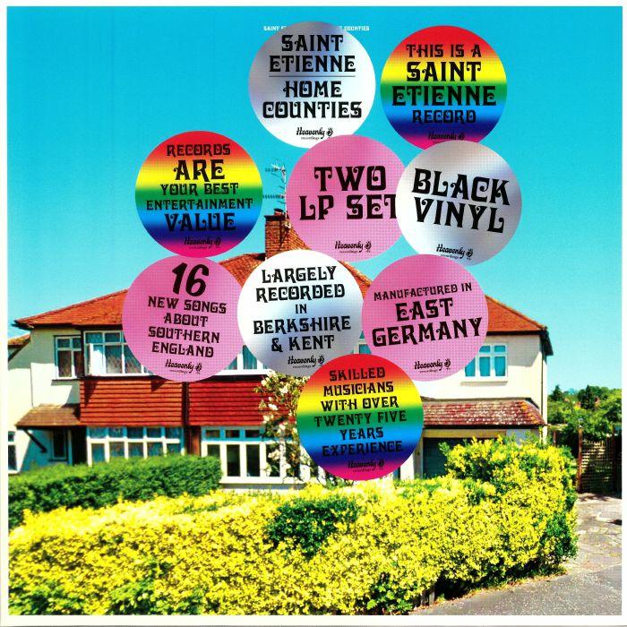 SAINT ETIENNE - Home Counties