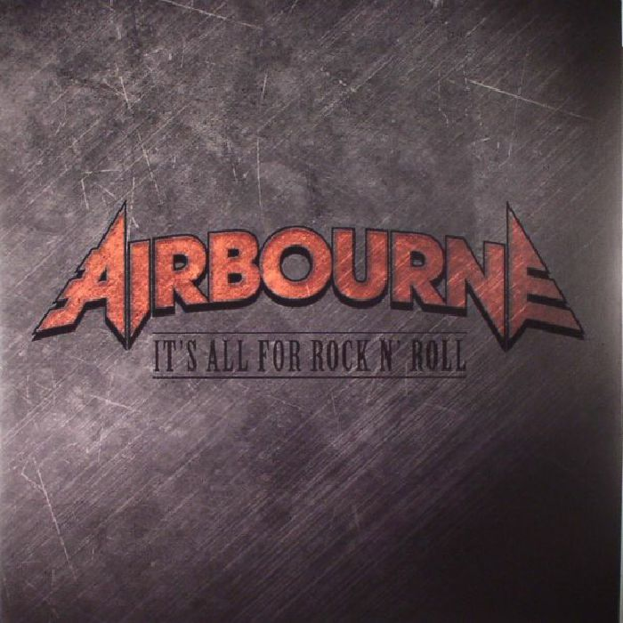 AIRBOURNE - It's All For Rock N' Roll (Record Store Day 2017)