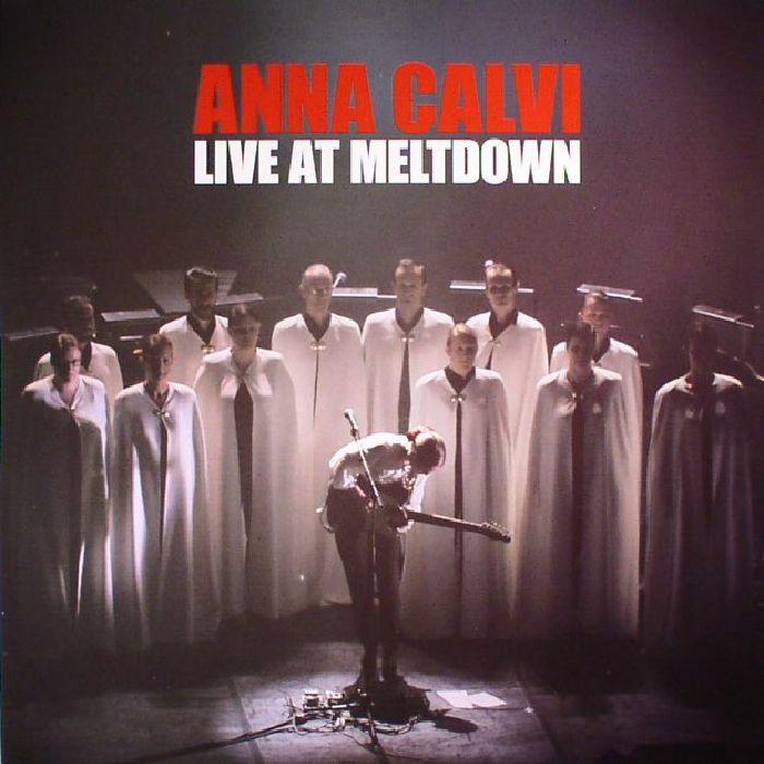 CALVI, Anna - Live At Meltdown (Record Store Day 2017)