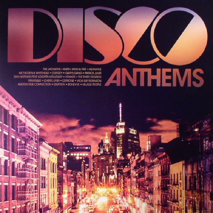 VARIOUS - Disco Anthems