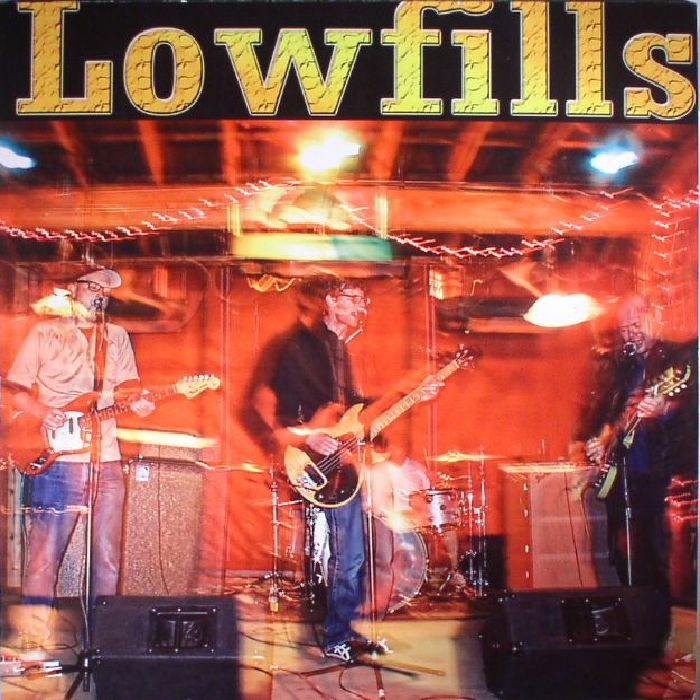 LOWFILLS - Blind Sounds/The Lowfills