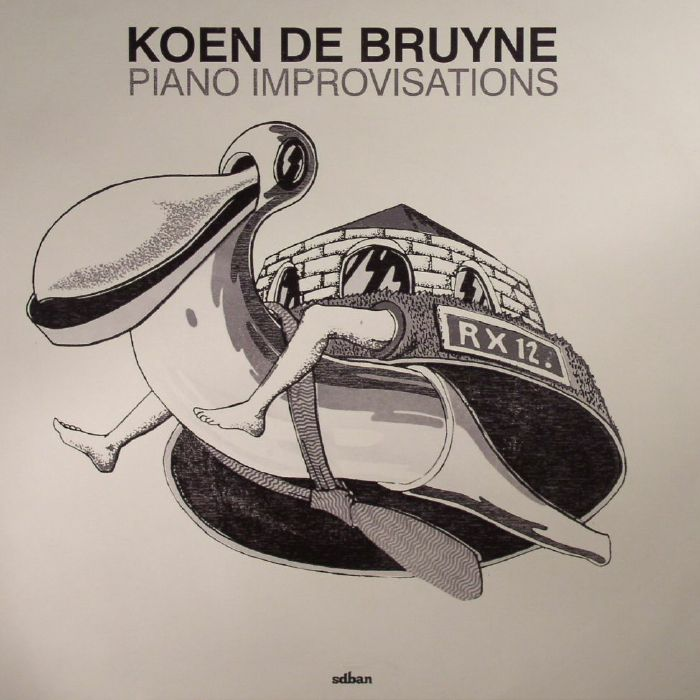 DE BRUYNE, Koen - Piano Improvisations