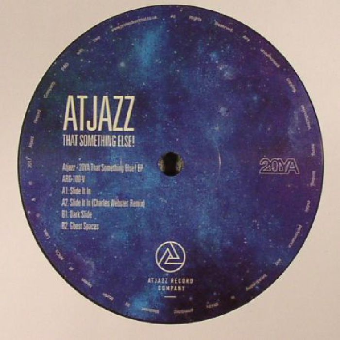 ATJAZZ - That Something Else! EP (Record Store Day 2017)