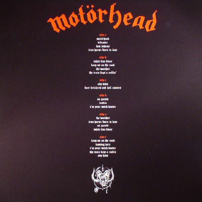 MOTORHEAD - Motorhead (reissue) (Record Store Day 2017)