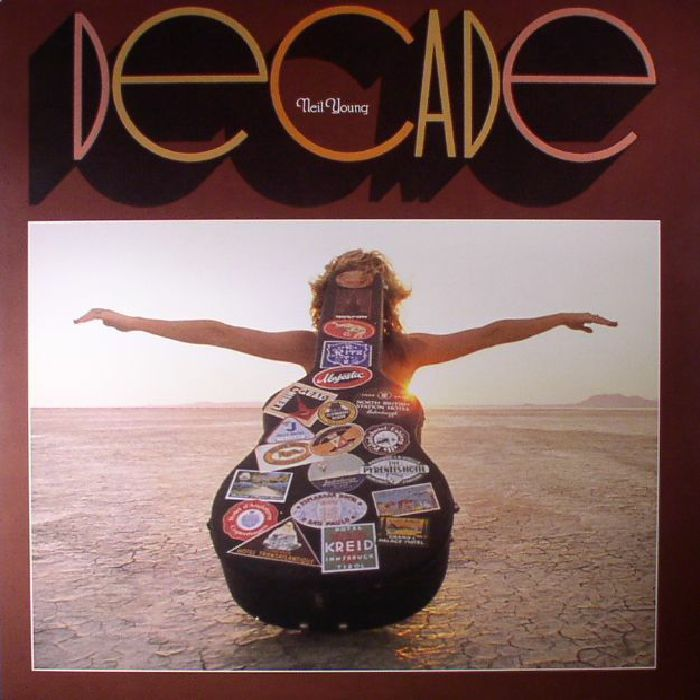 YOUNG, Neil - Decade (remastered)