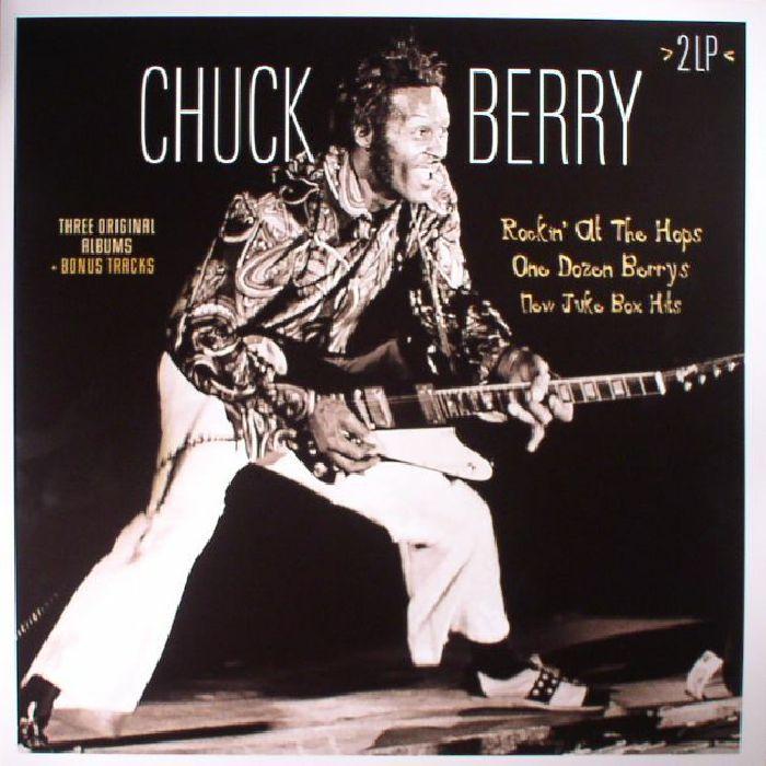 BERRY, Chuck - Rockin' At The Hops/One Dozen Berrys/New Juke Box Hits (reissue)