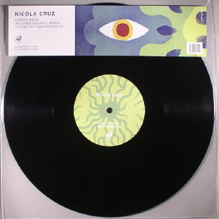 Nicola Cruz Puente Roto Record Store Day 2017 Vinyl At