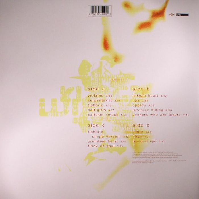 Cocteau Twins Milk Amp Kisses Reissue Record Store Day