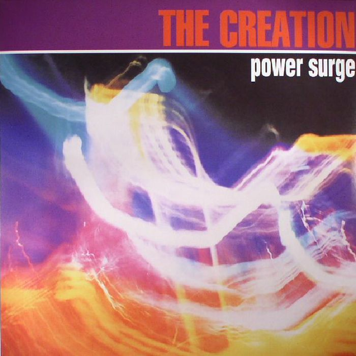 CREATION, The - Power Surge (Record Store Day 2017)