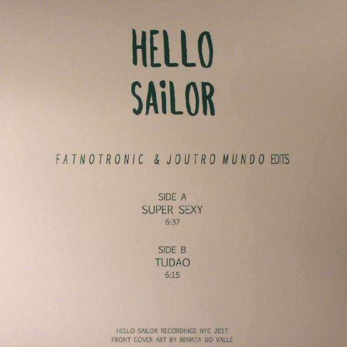 FATNOTRONIC/JOUTRO MUNDO - Edits