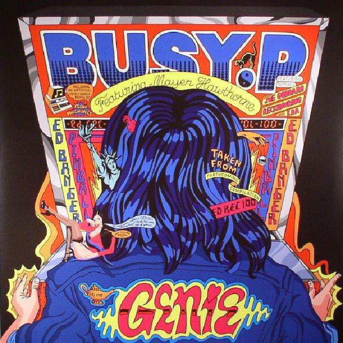 BUSY P feat MAYER HAWTHORNE - Genie