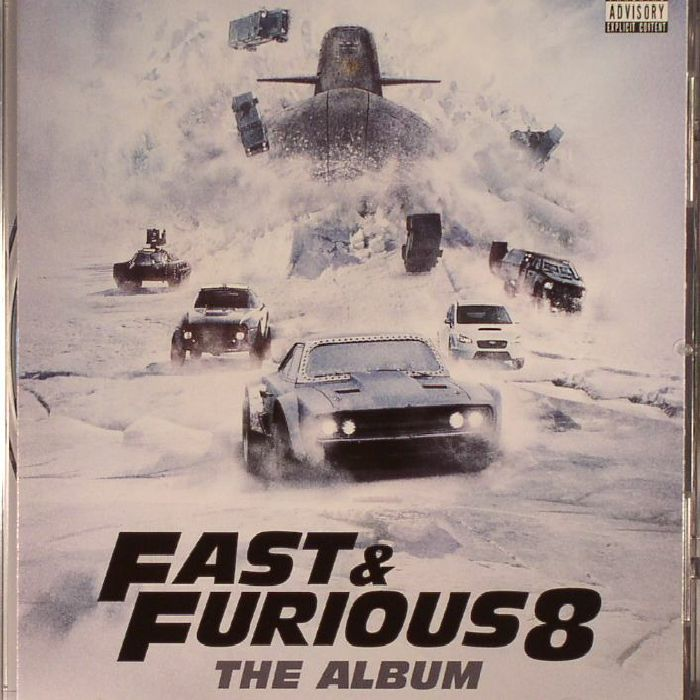 VARIOUS - Fast & Furious 8 (Soundtrack)