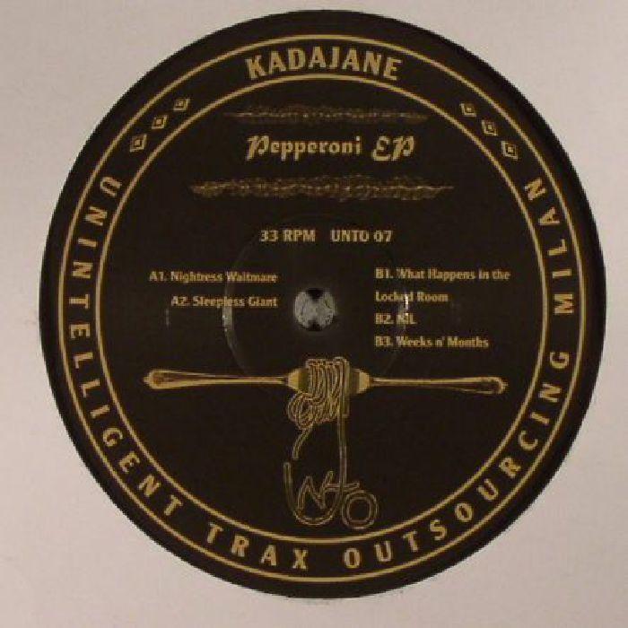 KADAJANE - Pepperoni EP