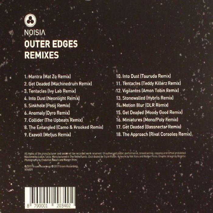 NOISIA - Outer Edges Remixes