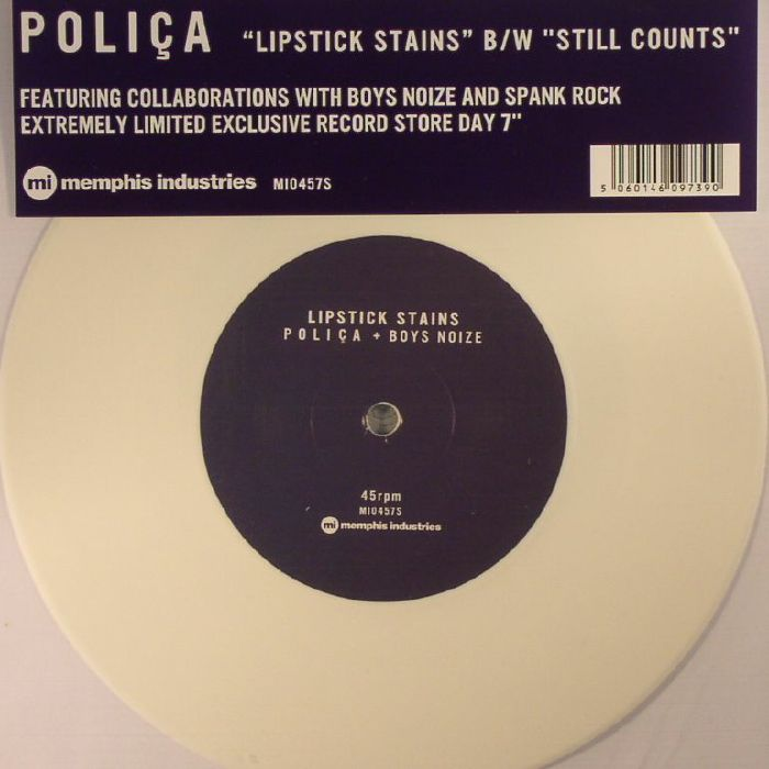 POLICA - Lipstick Stains (Record Store Day 2017)
