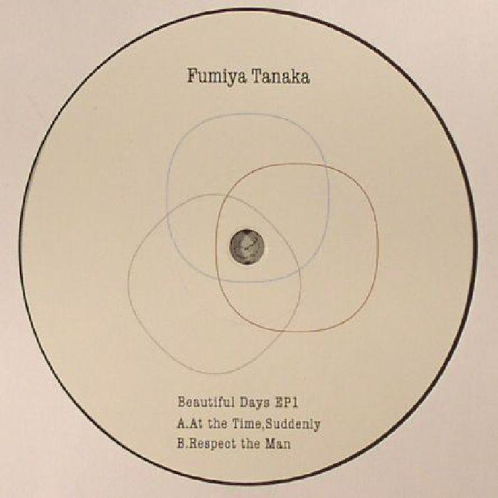 TANAKA, Fumiya - Beautiful Days EP1