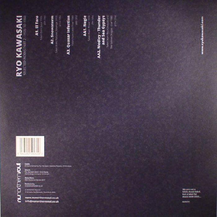 KAWASAKI, Ryo - Selected Works Part 2: 1976-1980 (Record Store Day 2017)