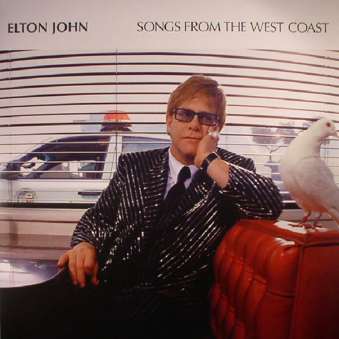 JOHN, Elton - Songs From The West Coast (reissue)