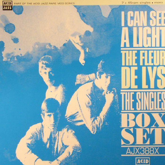 FLEUR DE LYS, The - I Can See The Light: The Fleur De Lys Singles Box Set (Record Store Day 2017)