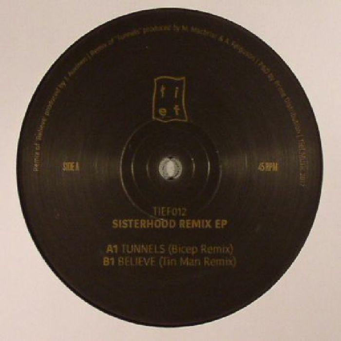 SISTERHOOD - Sisterhood Remix EP (Record Store Day 2017)