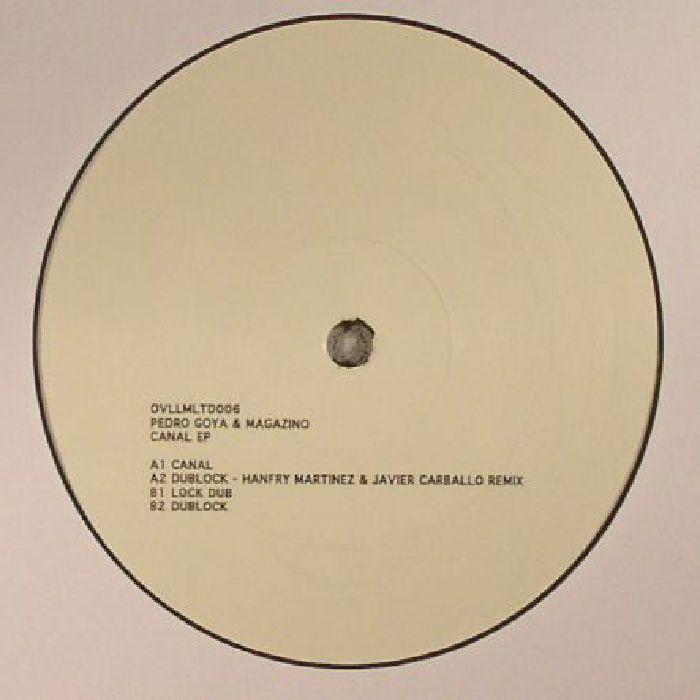 GOYA, Pedro/MAGAZINO - Canal EP