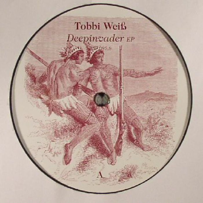 WEISS, Tobbi - Deepinvader EP