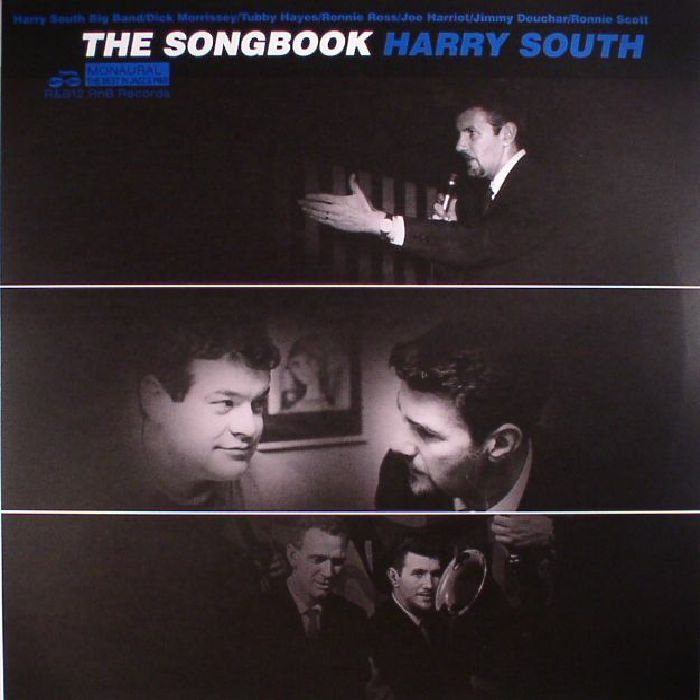 HARRY SOUTH BIG BAND/VARIOUS - The Songbook (mono) (Record Store Day 2017)