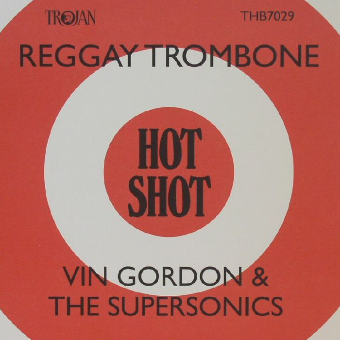 HOPETON LEWIS/VIN GORDON/THE SUPERSONICS - There She Goes (Record Store Day 2017)