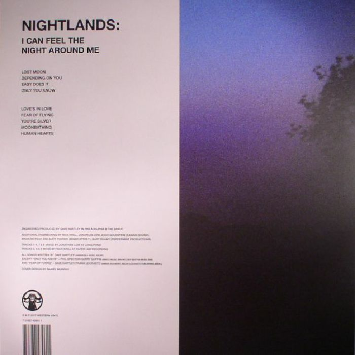 NIGHTLANDS - I Can Feel The Night Around Me