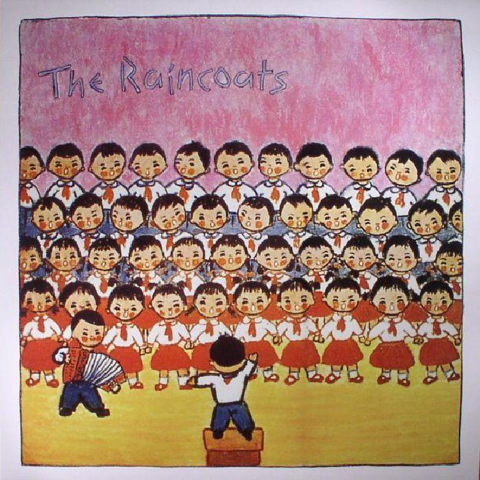 RAINCOATS, The - The Raincoats (reissue)