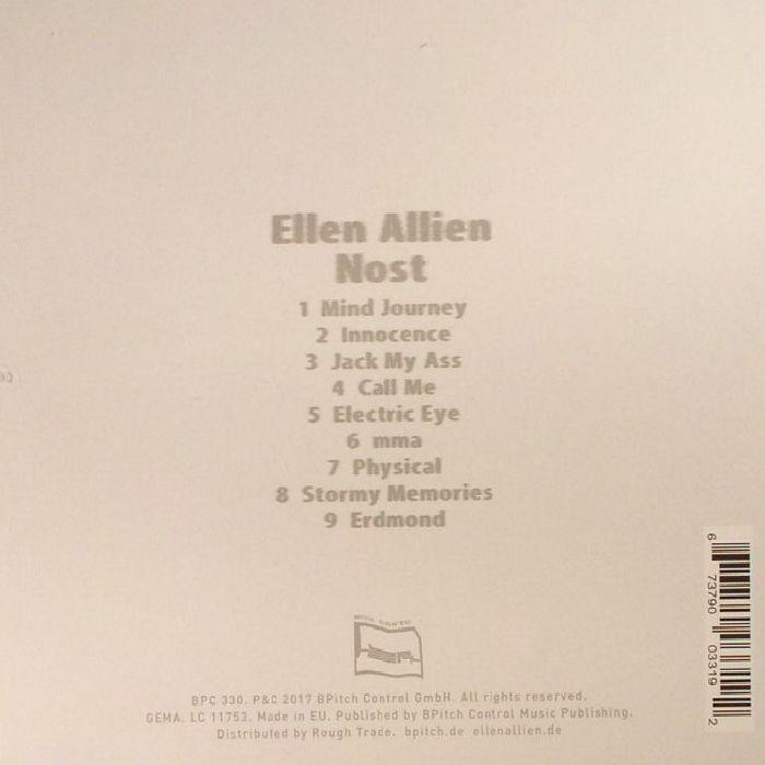 ALLIEN, Ellen - Nost