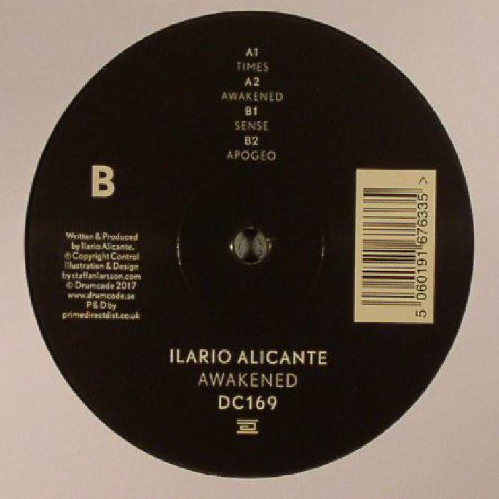 ALICANTE, Ilario - Awakened