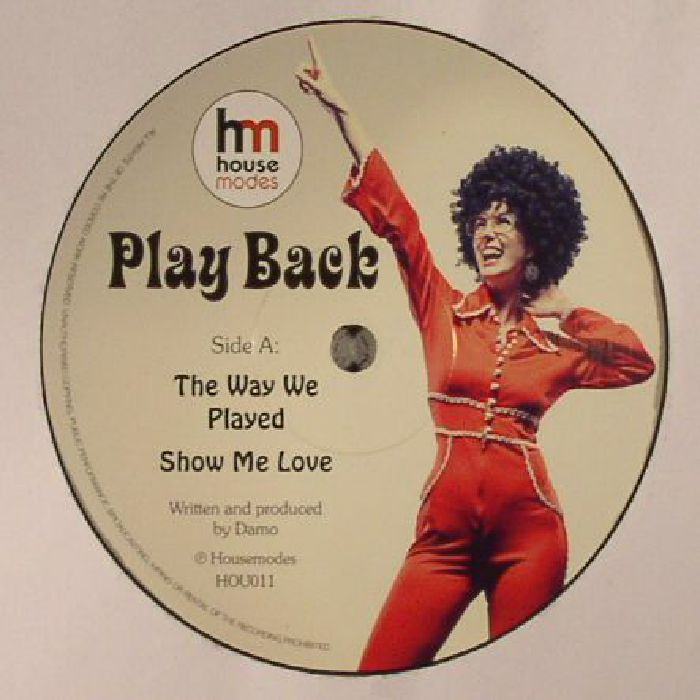 Damo pay back vinyl at juno records for Way back house music