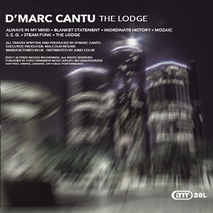 D'MARC CANTU - The Lodge