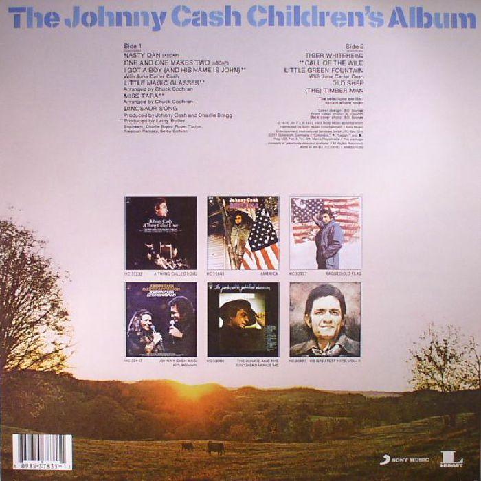 Johnny CASH The Johnny Cash Children s Album (Record Store Day ...