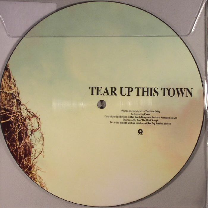 KEANE - Tear Up This Town (Record Store Day 2017)