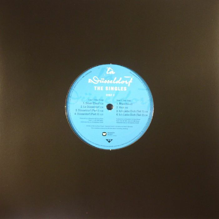 LA DUSSELDORF - The Singles (Record Store Day 2017)