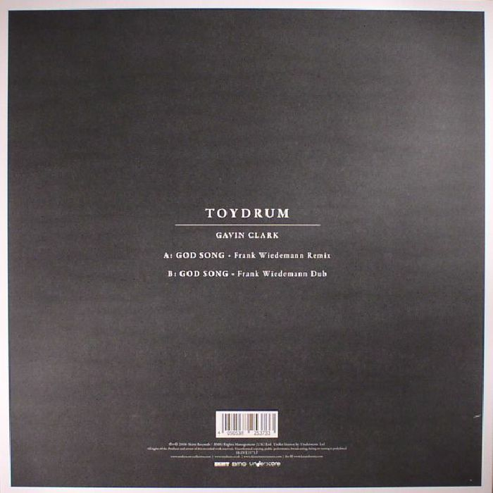 TOYDRUM/GAVIN CLARK - God Song (Record Store Day 2017)