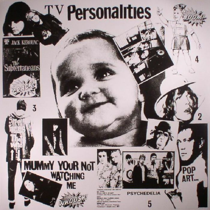 TELEVISION PERSONALITIES - Mummy Your Not Watching Me (reissue) (Record Store Day 2017)