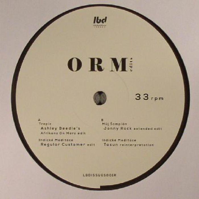 ORM - Edits