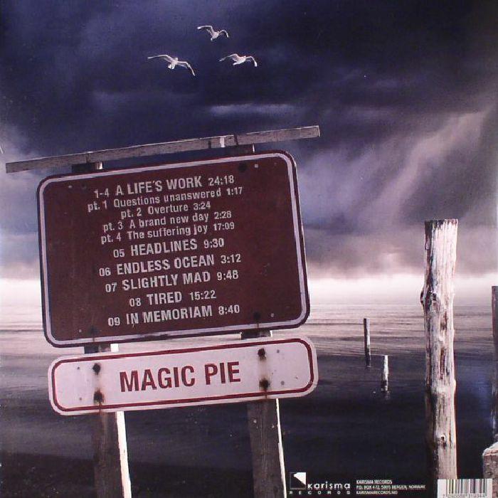 MAGIC PIE - The Suffering Joy