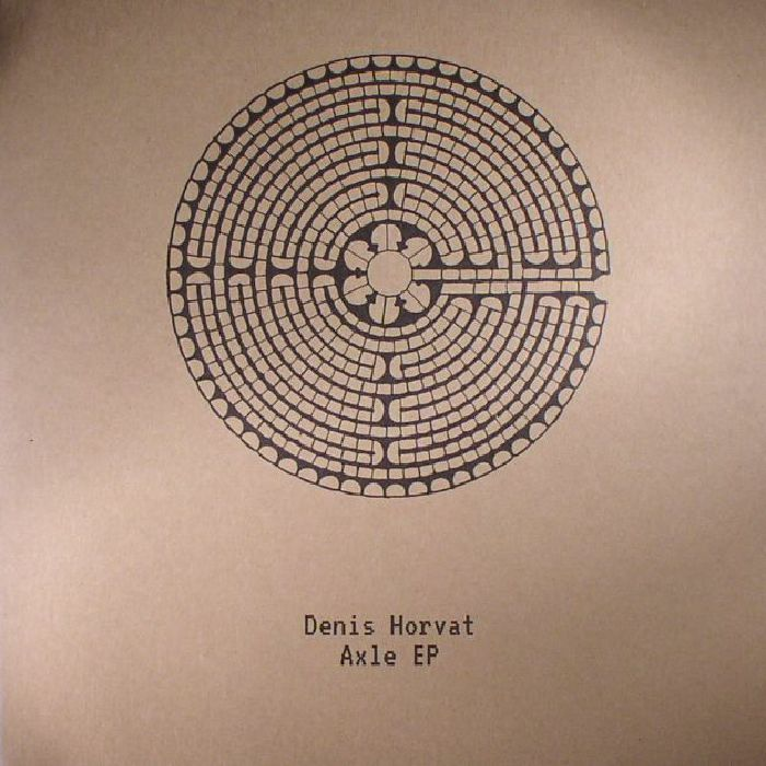 HORVAT, Denis - Axle EP