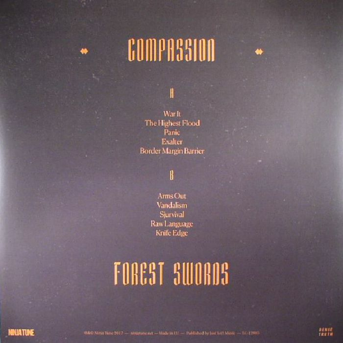 FOREST SWORDS - Compassion