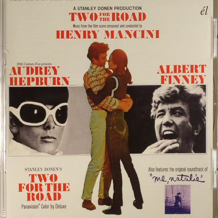 MANCINI, Henry - Two For The Road/Me Natalie