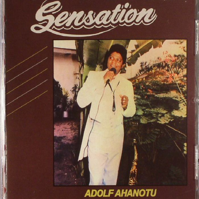 AHANOTU, Adolf - Sensation