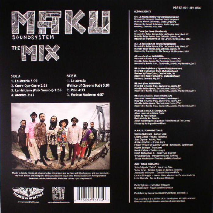 MAKU SOUNDSYSTEM - The Mix
