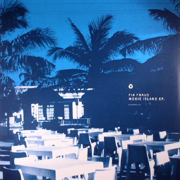PIA FRAUS - Mooie Island EP