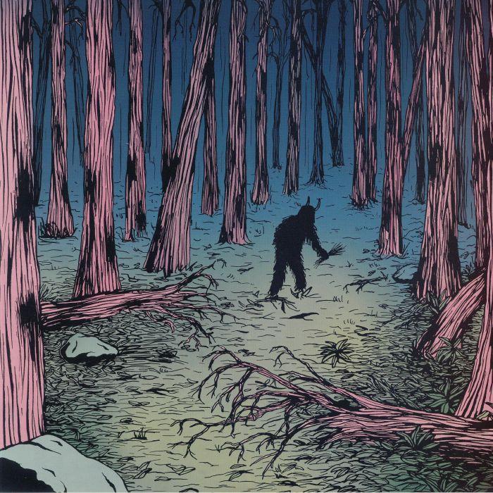 WANDERWELLE - Lost In A Sea Of Trees (repress)