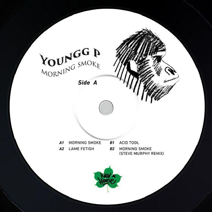 YOUNGG P - Morning Smoke (feat Steve Murphy mix)