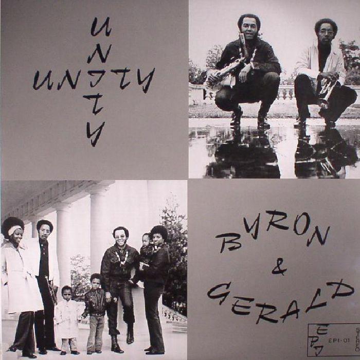 BYRON & GERALD - Unity (reissue)